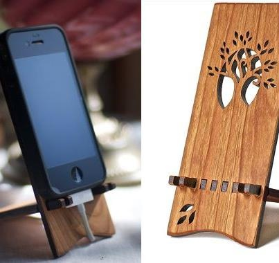 wooden iphone stand 17 best images about wooden iphone stands on 13326