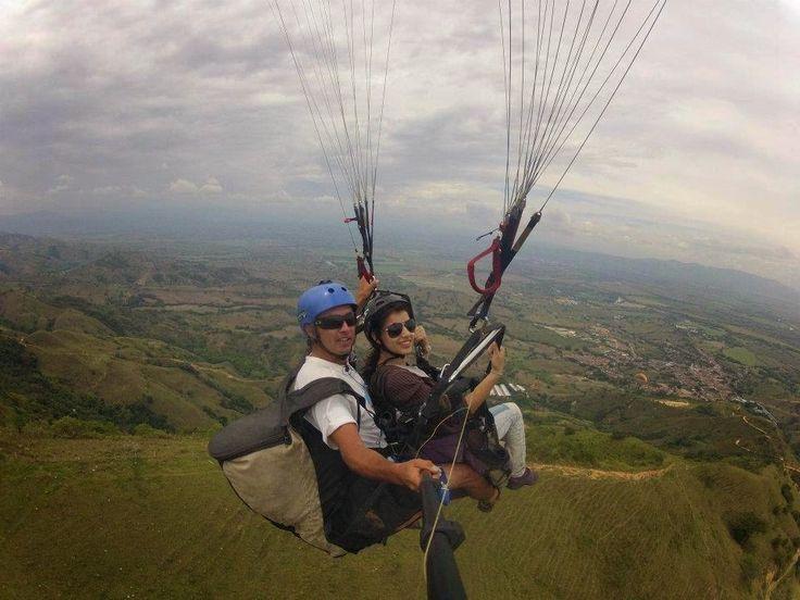 Destinos y Turismo Operadora Turistica: PARAGLIDINGThe activity is performed in different ...