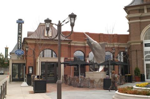 Mitchell's Fish Market - Cleveland, Ohio