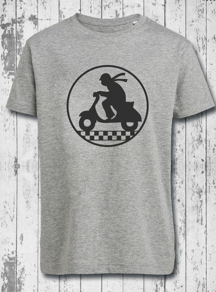 T-Shirt *Rollerfahrer* von KLEINE KERLE auf DaWanda.com