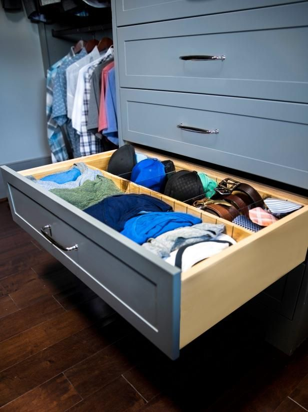 How To Build A Drawer Organizer