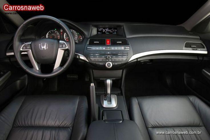 Honda Accord EX 3.5 V6 2010 - Ficha técnica, equipamentos, fotos, preço