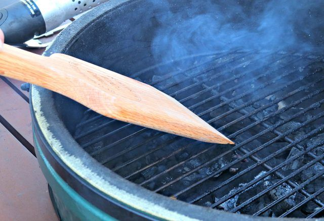Cleaning grill grates grates with the standard wire bristle brush can be very dangerous. There are several safe alternatives to safely clean grill grates.