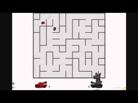 Tank Trouble Unblocked at Friv Planet Tank Trouble - YouTube