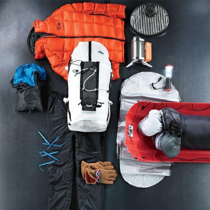 ** Winter Camping Essentials