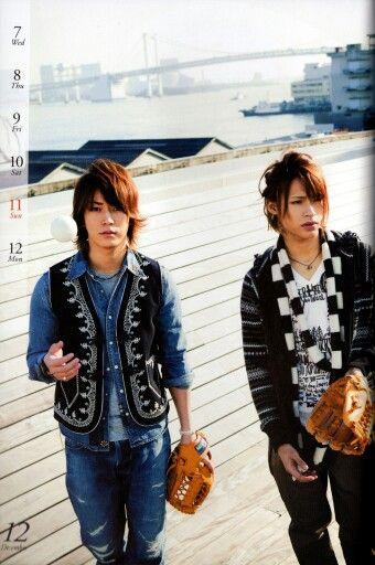 Kamenashi Kazuya & Ueda Tatsuya (Kameda)