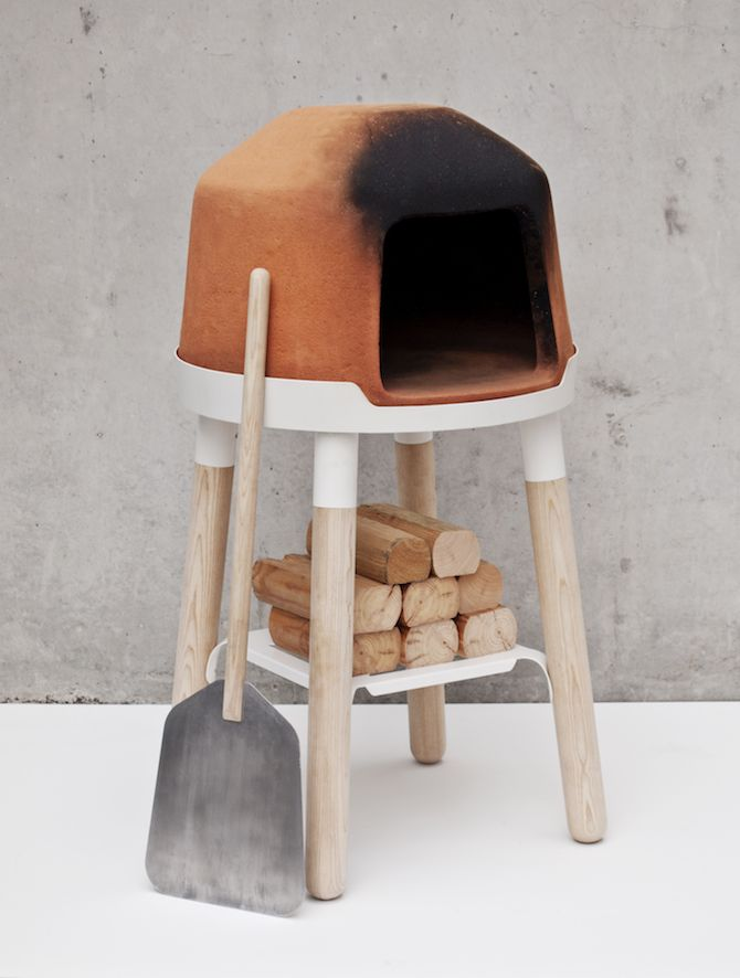 Oven - master degree project of Mirko Ihrig for Industrial Design on Lund University
