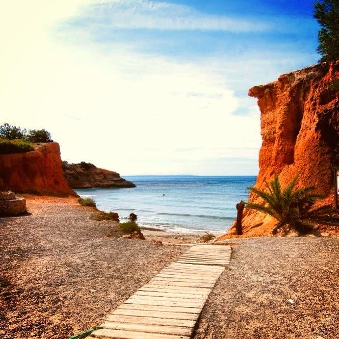 Sa Caleta. Ibiza, Spain