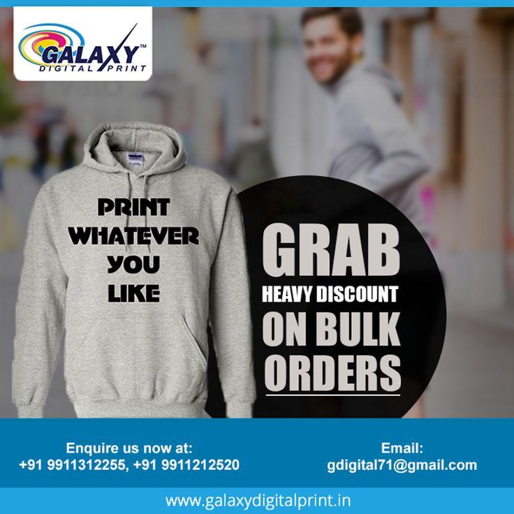 To Place bulk order for Companies, NGOs and other organizations for various events, contact us at gdigital71@gmail.com     #CustomPrinting #DigitalPrinting #TshirtPrinting #MugPrinting