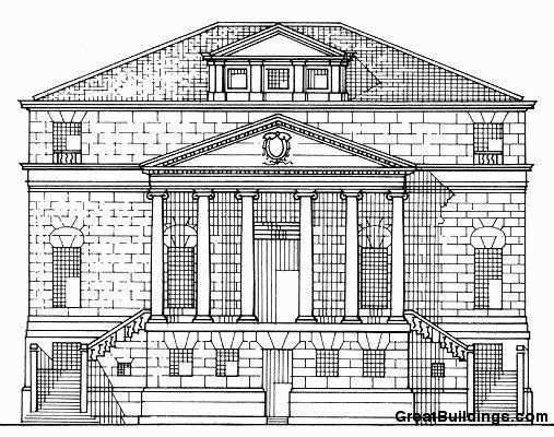 the architecture of villa foscari essay Colin rowe's essay on the mathematics of the ideal villa, palladio and le  and  external space, another emanation of space, time and architecture  between  palladio's villa foscari, the malcontenta, and the house which in.
