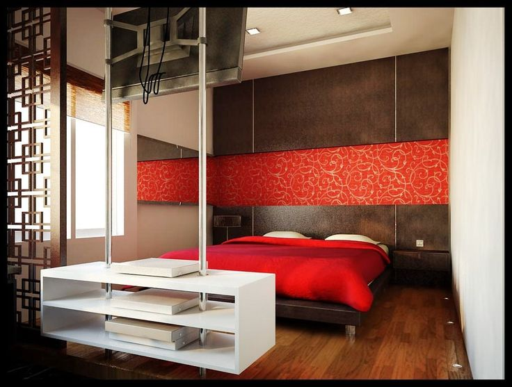bedroom attractive ideas for bright bedroom color decoration using red brown bedroom wall including - Bright Color Bedroom Ideas