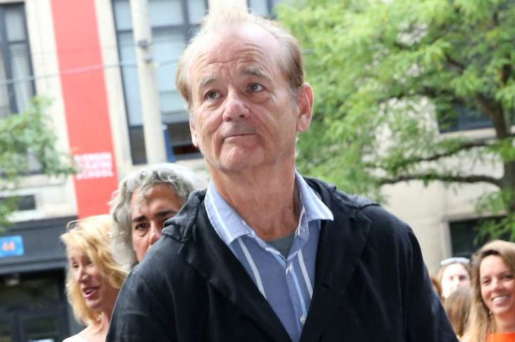 """TORONTO, ON - SEPTEMBER 06:  Actor Bill Murray attends the """"Men, Women & Children"""" Premiere during the 2014 Toronto International Film Festival at Ryerson Theatre on September 6, 2014 in Toronto, Canada.  (Photo by Karl Walter/Getty Images)"""