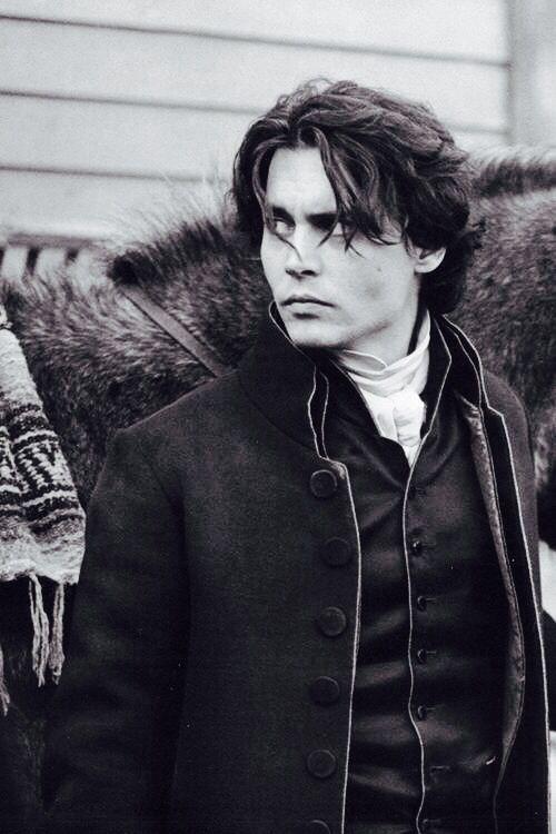 Johnny Depp in Sleepy Hollow