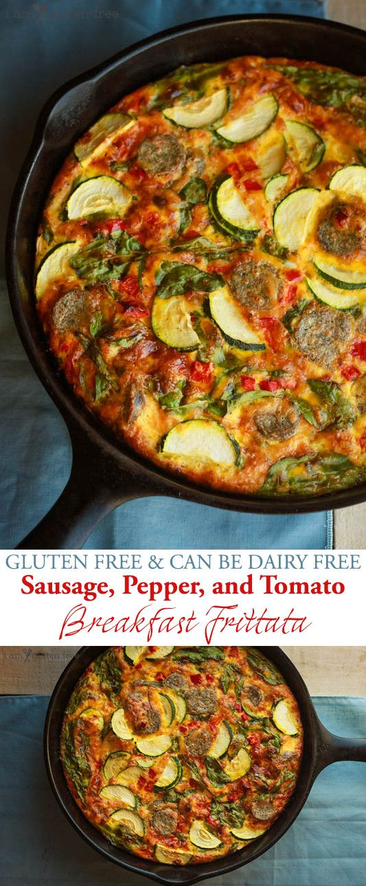 17 Best ideas about Breakfast Frittata on Pinterest | Frittata recipes ...