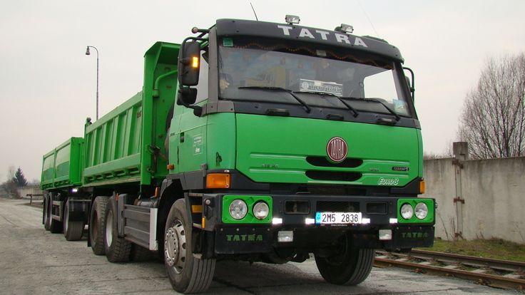 Tatra T815 260S25 28 255 6x6.2