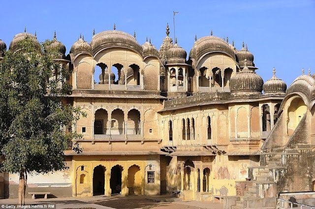 Lugares Esquecidos: As mansões abandonadas de Shekhawati