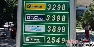 Assunto Utilidade Pública: O preço da gasolina pelo mundo