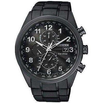 Citizen man chronograph watch Radio Controllati AT8018-56E - WeJewellery