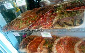 grilled lavasch flatbreads