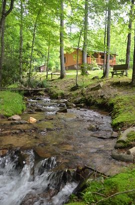 Panther Creek Resort - Cabin Rentals in Cherokee, NC A wonderful place we use to stay. I miss it so much.