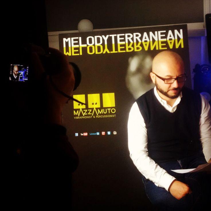 Interview Giuseppe Mazzamuto Melodyterranean