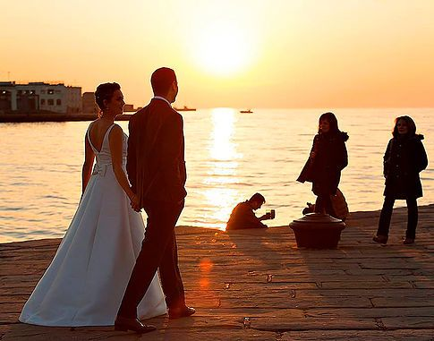 Abiti da sposa e cerimonia, FVG Friuli Venezia Giulia, Trieste, Gorizia, Pordenone, Udine, Pronovias, Poročni TRST, Vjenčanica TRST, Vestiti prezzi economici. ph.Giulia Zingone