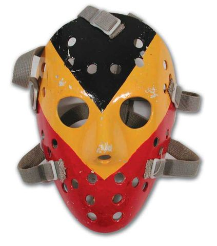 Vancouver Canucks mask