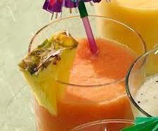 """Rezept """"Hawaii"""" Smoothie von Hatschepsut - Rezept der Kategorie Getränke"""