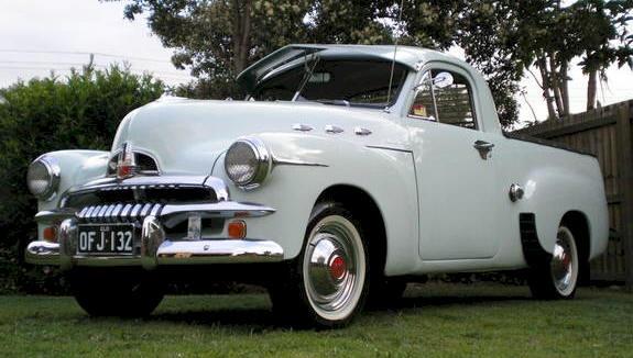 Mid 50's FJ Holden Ute (Australian)