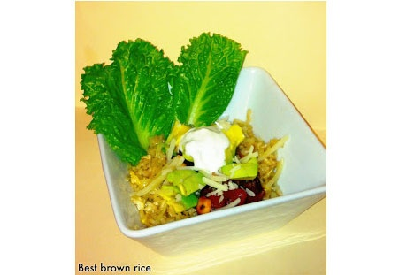 Best Brown Rice Recipe ~ Sparkly Polliwog