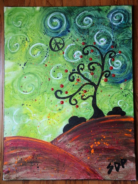 easy paintings 8 best easy acrylic paintings images on pinterest easy acrylic