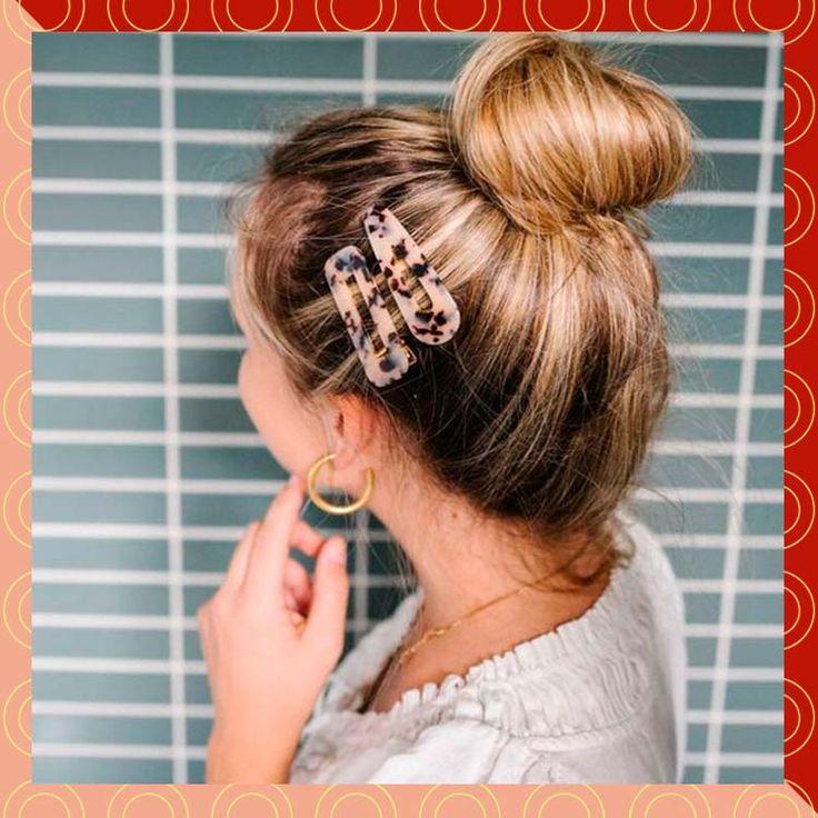 Sensacional peinados pelo corto mujer 2021 Colección de ideas de color de pelo - 10 peinados con chongos fáciles sin verte despeinada en ...