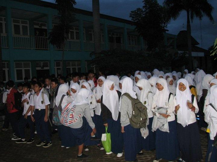 study tour 2011 sedang menunggu info