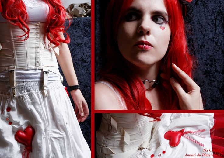 Emilie Autumn inspired costume https://www.facebook.com/theogothcosplay/