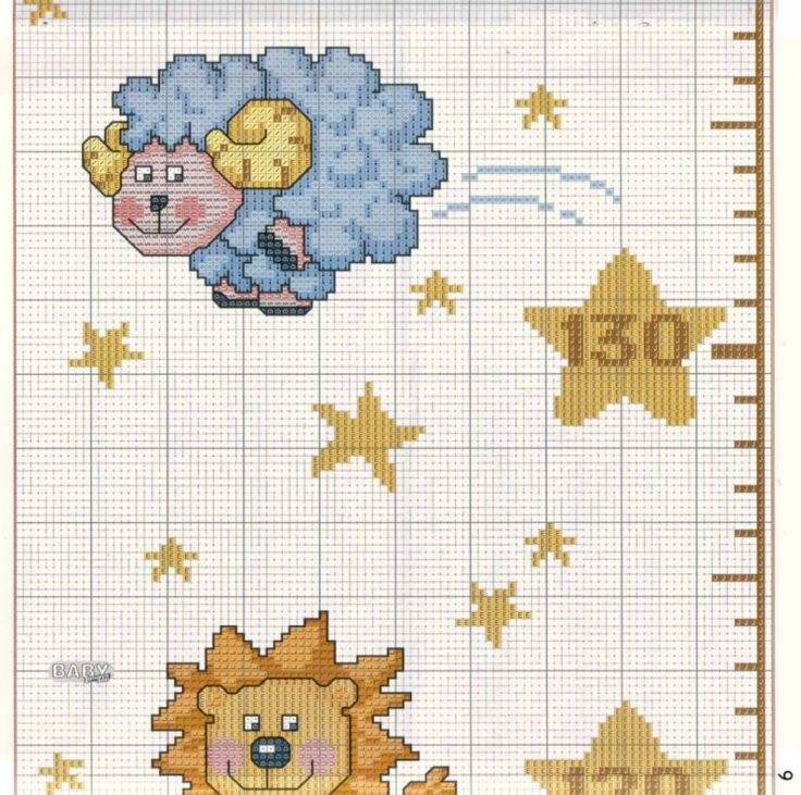 145 Best Toise Point De Croix Images On Pinterest Height Chart