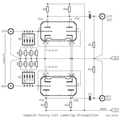 Image Result For Diy Guitar Amplifier Schematicsa