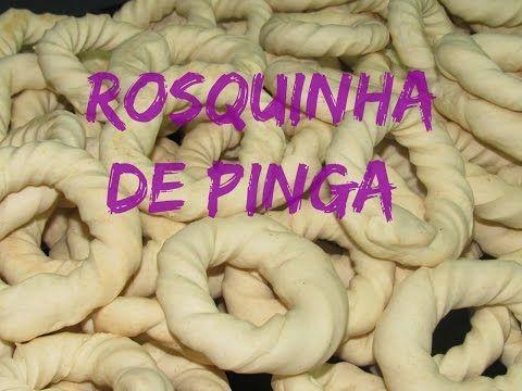 ROSQUINHAS DE PINGA - YouTube