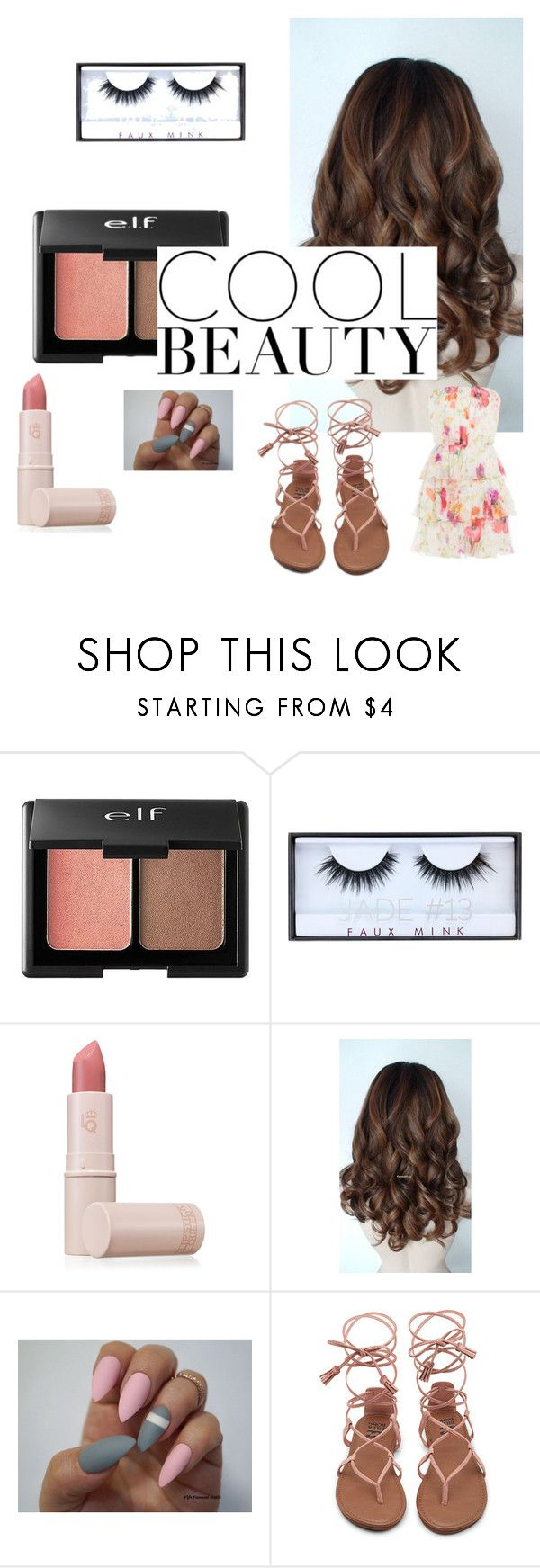 """""""Beauty Is Pain 💁🏽"""" by love-146 ❤ liked on Polyvore featuring beauty, Charlotte Russe, Huda Beauty, Lipstick Queen and Polo Ralph Lauren"""