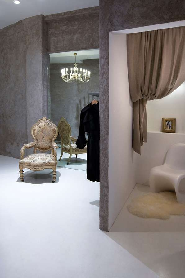 Fairytale Inspired Shop Interior   Betulla Store By Carola Vannini Is Fit  For A Princess