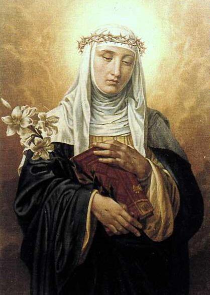 Catalina of Siena