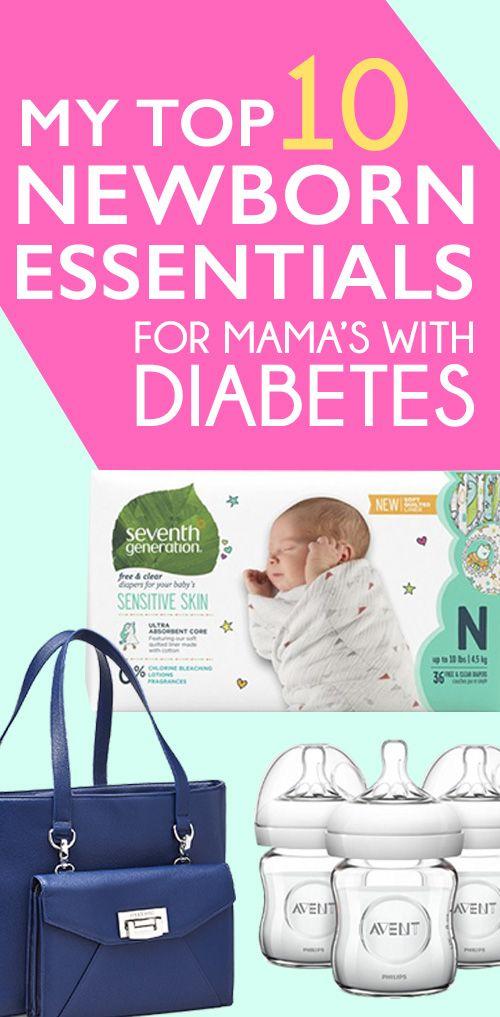 My Top 10 Newborn Essentials - T1D Living - a Diabetes Blog  b7d8e4659d424