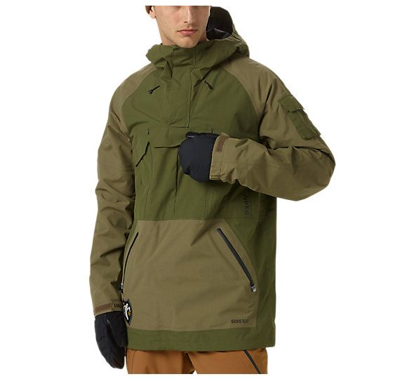 Men's Analog Highmark GORE-TEX® Anorak Snowboard <b>Jacket</b> ...
