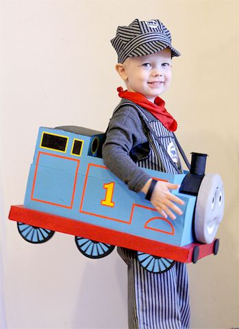 Clickety clack, down the track! From Thomas and Friends to must-ride railroads, if there's one moving machine out there kids adore, it's trains. Creating your own set of cardboard cars is a creative (and budget-friendly) way to keep train-time rolling. We've found 10 amazing train projects to inspire you to keep chugging...