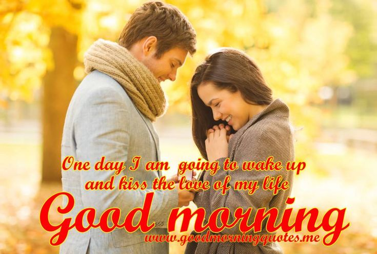 The most beautiful collection of good morning love couple