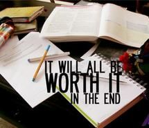 Inspiring picture college, exam, exams, quote, school. Resolution: 600x399 px. Find the picture to your taste!