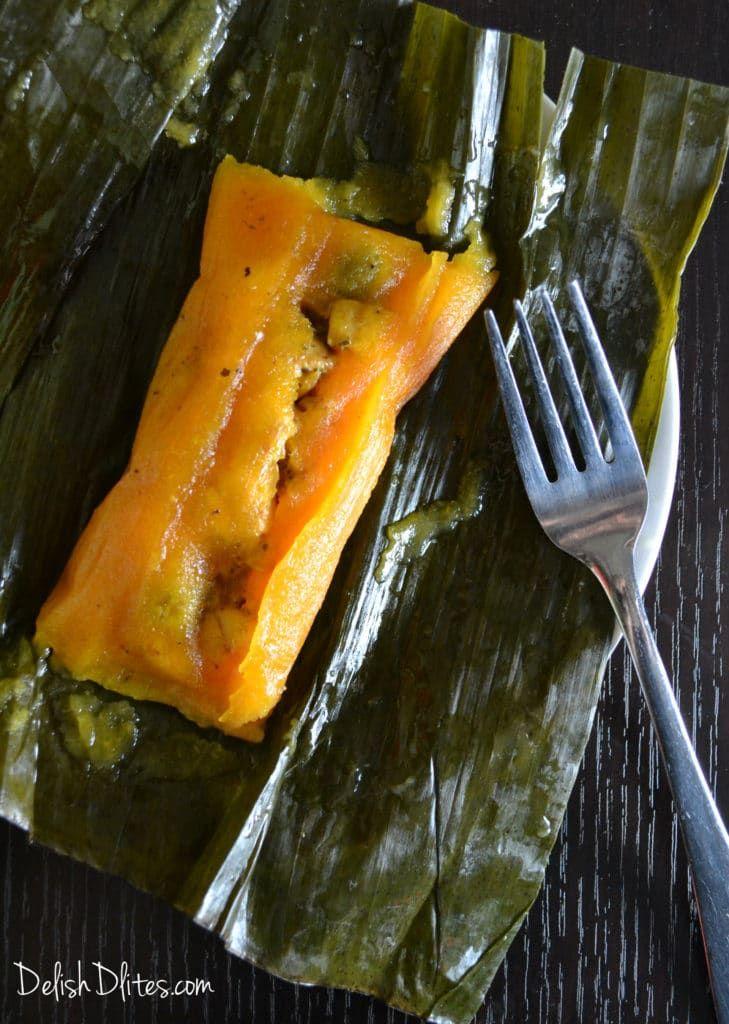 Puerto Rican Pasteles De Yuca Recipe Puerto Rican Pasteles