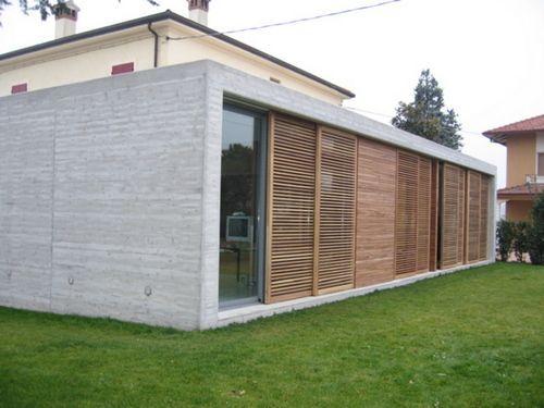 rivestimento prospetto legno - Cerca con Google