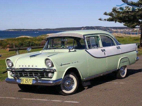 1961 Holden FB FB Special