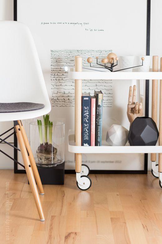 Lovely Scandinavian Styling  / A Tiny Blog