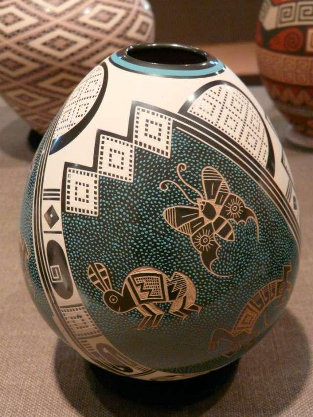 ceramica mata ortiz - Buscar con Google